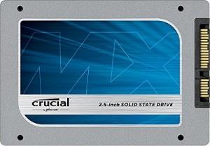 SSDにまずはしてみるべき?今だったらCrucial MX100 CT256MX100SSD1