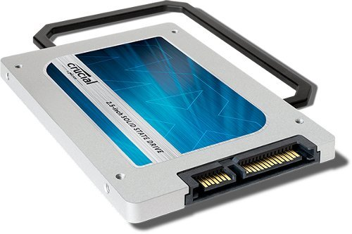 中古X220をSSDにする!Crucial MX100 256GB CT256MX100SSD1