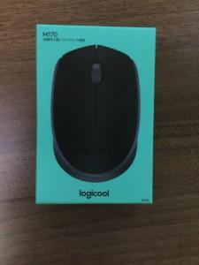 Logicool ロジクール ワイヤレスマウス M170BK (3)