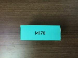 Logicool ロジクール ワイヤレスマウス M170BK (5)