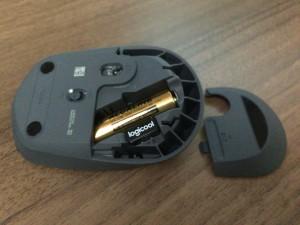 Logicool ロジクール ワイヤレスマウス M170BK (8)