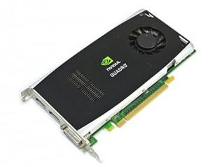 nVidia Quadro FX1800 768MB DVI-IDPx2 デュアルモニタ対応