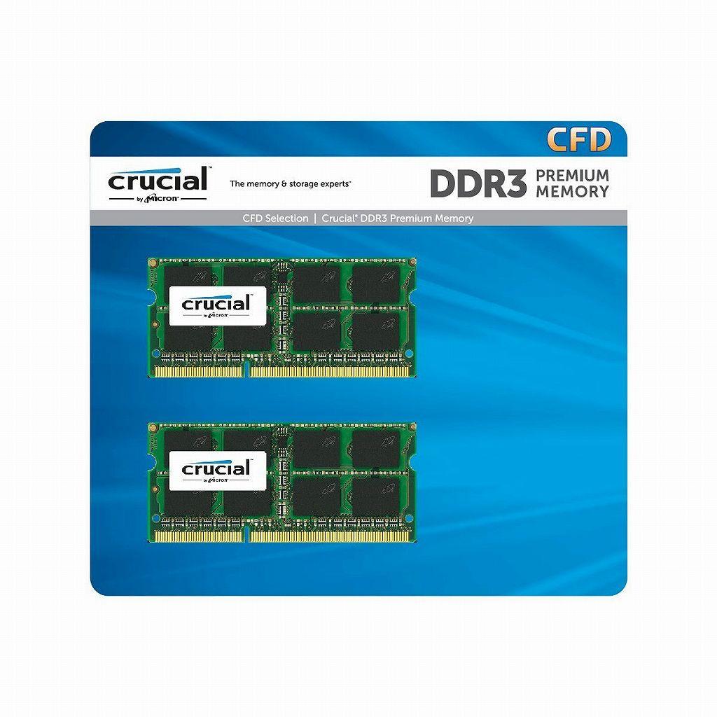 X220中古のメモリをCrucialのW3N1600CM-8Gで16GBにする